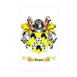 Regan Sticker (Rectangle 50 pk)