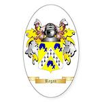 Regan Sticker (Oval)