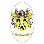 Regan Sticker (Oval 50 pk)