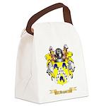 Regan Canvas Lunch Bag