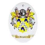 Regan Oval Ornament