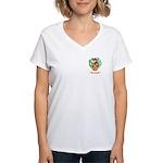 Reeves Women's V-Neck T-Shirt