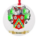Reeves Round Ornament