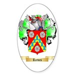 Reeves Sticker (Oval)