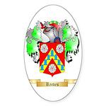 Reeves Sticker (Oval 50 pk)