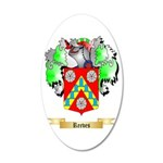Reeves 20x12 Oval Wall Decal