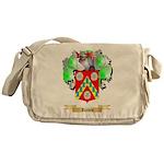 Reeves Messenger Bag