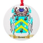 Reeves 2 Round Ornament