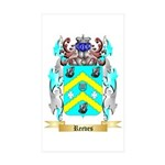 Reeves 2 Sticker (Rectangle 50 pk)