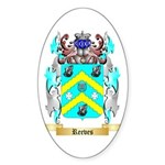 Reeves 2 Sticker (Oval 10 pk)