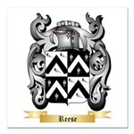 Reese Square Car Magnet 3