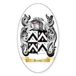 Reese Sticker (Oval)