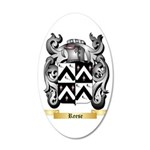 Reese 35x21 Oval Wall Decal