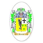 Reens Sticker (Oval 10 pk)