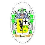 Reens Sticker (Oval 50 pk)