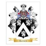 Reenen Small Poster