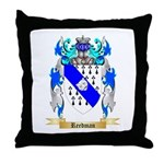 Reedman Throw Pillow