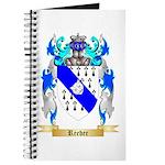 Reeder Journal