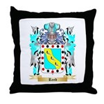Reed 2 Throw Pillow