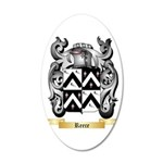 Reece 20x12 Oval Wall Decal