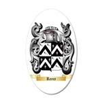Reece 35x21 Oval Wall Decal