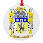 Redworth Round Ornament