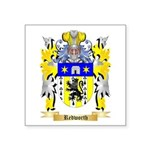 Redworth Square Sticker 3