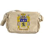 Redworth Messenger Bag