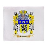 Redworth Throw Blanket