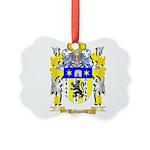 Redworth Picture Ornament