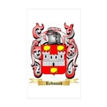 Redmond Sticker (Rectangle 50 pk)