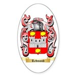 Redmond Sticker (Oval 50 pk)