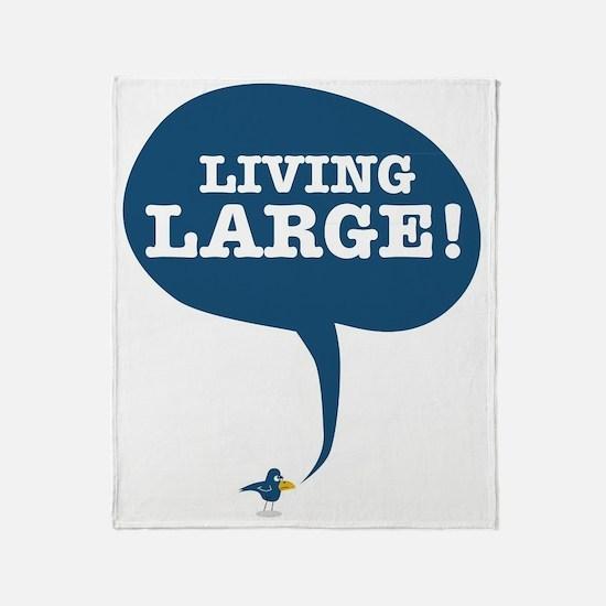 Cute Large Throw Blanket