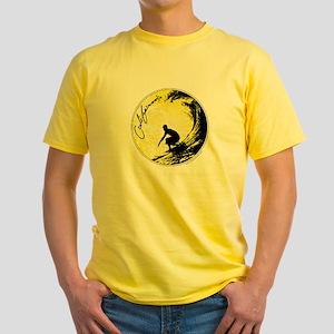 California Yellow T-Shirt