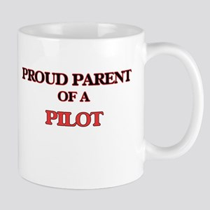 Proud Parent of a Pilot Mugs