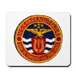 USS FARRAGUT Mousepad