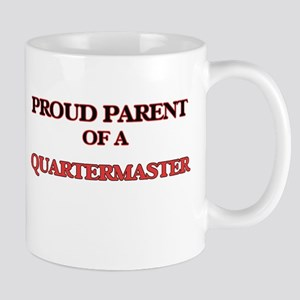 Proud Parent of a Quartermaster Mugs