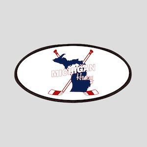 Michigan Hockey Patch
