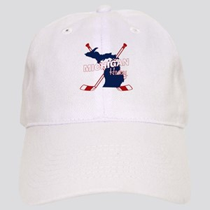 Michigan Hockey Cap