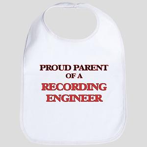 Proud Parent of a Recording Engineer Bib