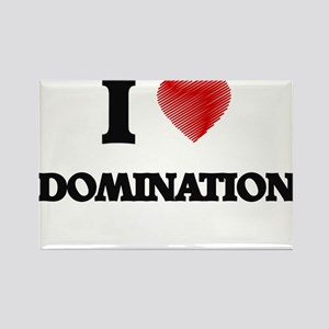 I love Domination Magnets