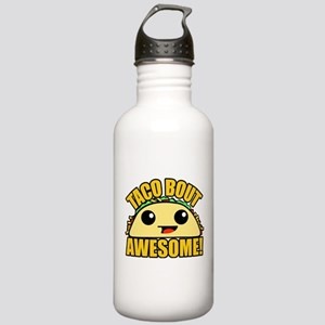 Taco Bout Awesome Stainless Water Bottle 1.0L