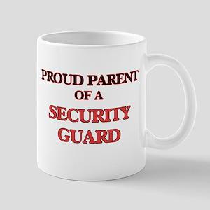 Proud Parent of a Security Guard Mugs