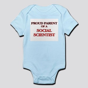 Proud Parent of a Social Scientist Body Suit