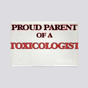 Proud Parent of a Toxicologist Magnets