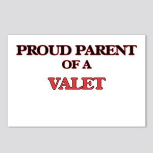 Proud Parent of a Valet Postcards (Package of 8)