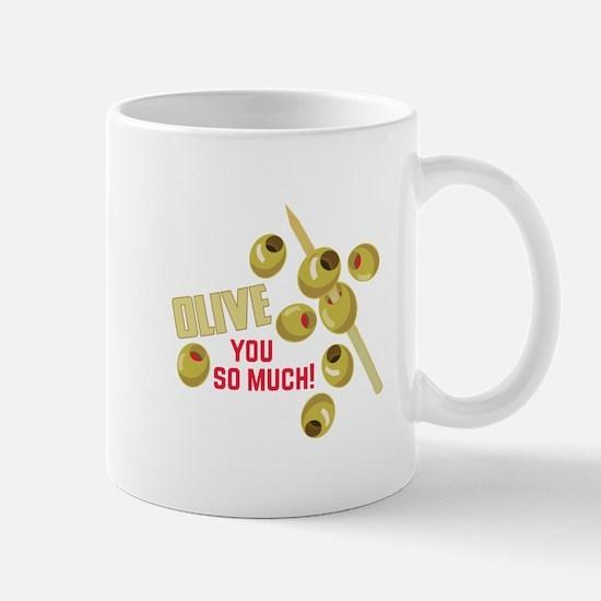Olive You Mugs