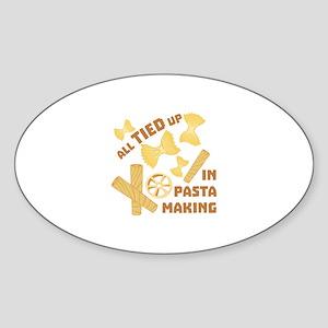 Pasta Making Sticker