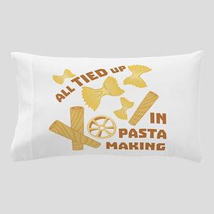 Pasta Making Pillow Case