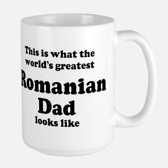 Romanian dad looks like Mugs